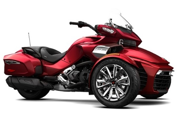 Can Am Spyder F3 Parts and Accessories