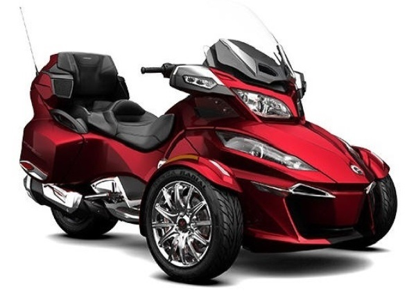 Can Am Spyder RT Parts and Accessories