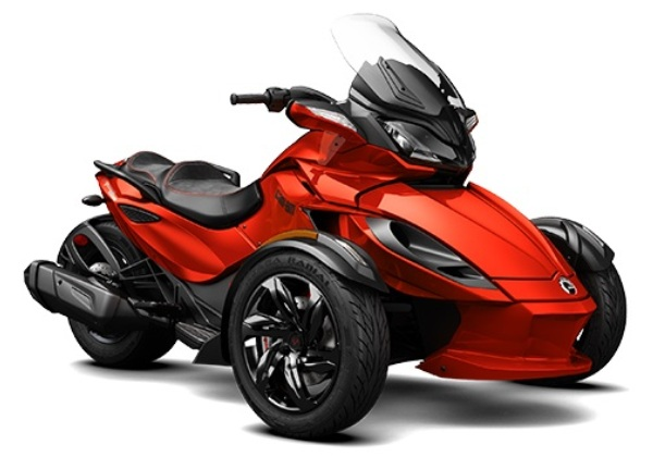 Can Am Spyder ST/ SM/SE Parts and Accessories